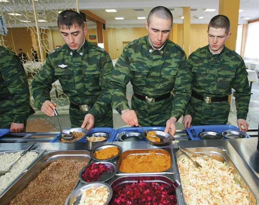 Военное питание картинки